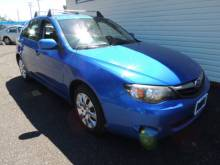 2011 Subaru  2.5i 5-Door super hard to find awd sport