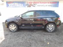 2008 Lincoln  AWD 2YEAR ALMOST BUMPERTOBUMPER WARRANTY