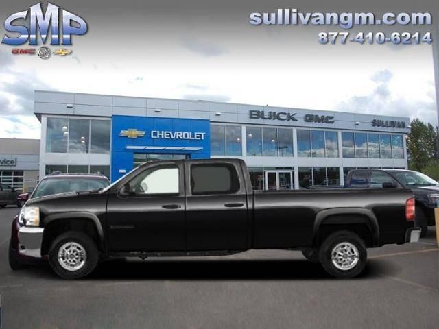2008-Chevrolet-Silverado-2500HD-