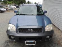 2003 Hyundai  GLS 4WD WOW 2YEAR WARRANTY