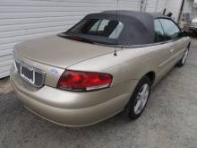 2006 Chrysler  Convertible 2YEAR NATIONAL WARRANTY INC