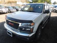 2007 GMC  4 DOOR 2YEAR ALMOST BUMPERTOBUMPER WARRA