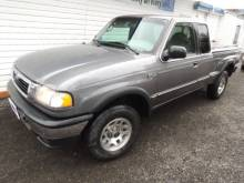 1999 Mazda  4X4 XCAB 2YEAR ALMOST BUMPERTOBUMPER WAR