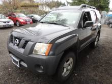 2008 Nissan  NISSAN XTERA ONE OWNER ISLAND SERVICED