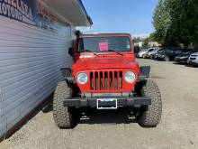 2003 Jeep  2003 tj jeep after market parts