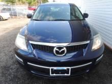 2009 Mazda  CX 9 7PASSANGER 2YEAR ALMOST BUMPERTOBUM