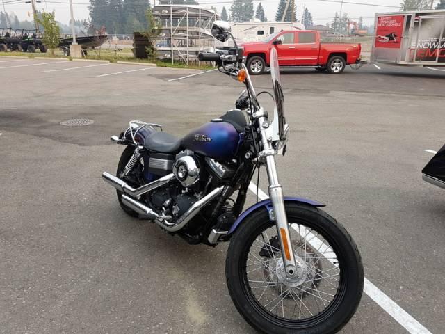 2010-Harley-Davidson-FXDB-Street-Bob-