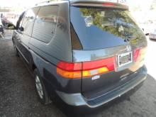2003 Honda  2YEAR ALMOST BUMPER TO BUMPER WARRANTY I