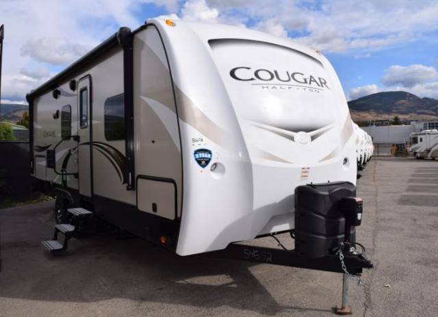 2018-Cougar-1/2-Ton-TT-25BHSWE-