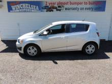 2012 Chevrolet  2YEAR ALMOST BUMPER TO BUMPER WARRANTY I