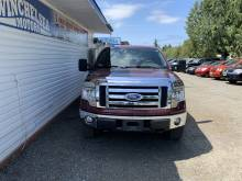 2009 Ford  LOW KMS 73624  XLT FX4 MINT
