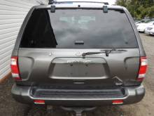 2004 Nissan  2YEAR ALMOST BUMPER TO BUMPER WARRANTY I