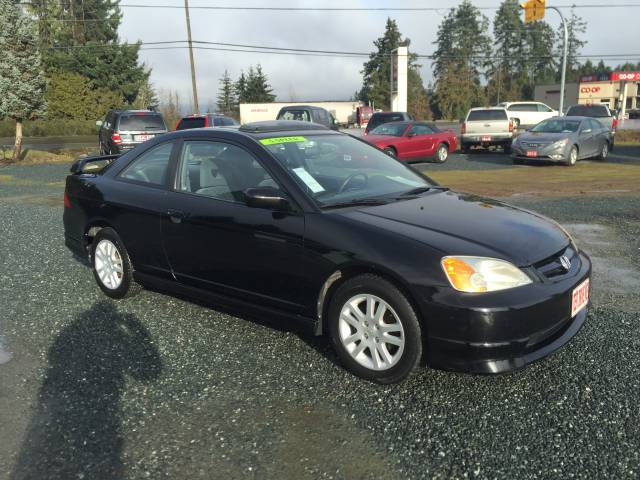 Used honda civic for sale in for 03 honda civic 2 door