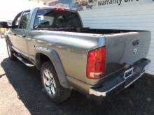 2005 Dodge  LARAMIE SUPER GOOD LOOKER WITH 2YEAR ALM