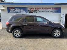2009 Saturn  WOW 7 PASSENGER PERFECT FOR A BIG FAMILY