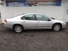 2001 Chrysler  CHRYSLER INTREPID ONLY 81564KS ONEOWNER