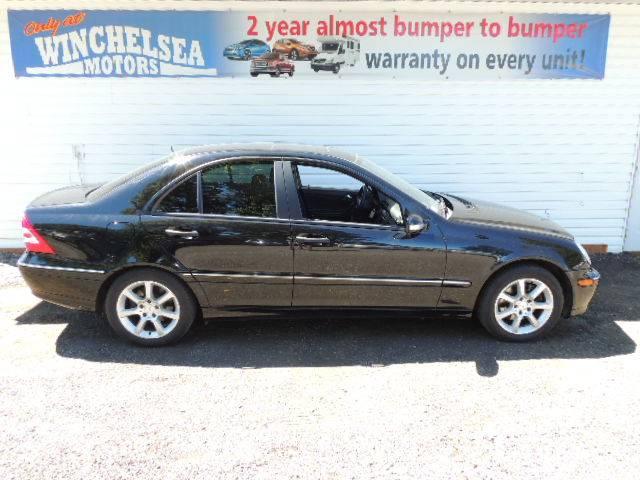 2006-Mercedes-Benz-C280-