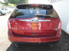2013 Ford  LTD AWD 2YEAR ALMOST BUMPERTOBUMPER WARR
