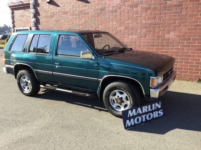 1995-Nissan-Pathfinder-