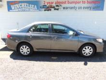 2009 Toyota  2YEAR ALMOST BUMPER TO BUMPER WARRANTY I