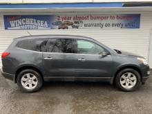 2010 Chevrolet  WHAT AN SUV DRIVES FANTASTIC