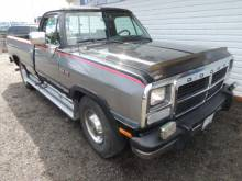 1991 Dodge  WOW ONLY 135KS THAT FAMOUS 5.9 DIESEL 2Y