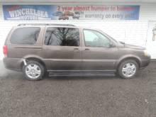 2006 Chevrolet  2006 CHEVROLET UPLANDER