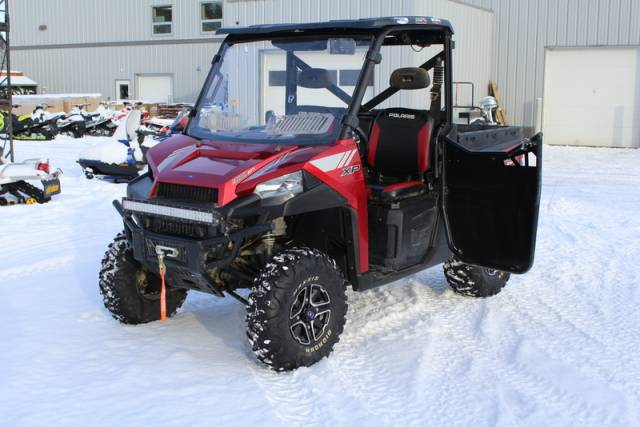 2013-Polaris-Ranger-XP-900-Sunset-Red-LE-EPS-