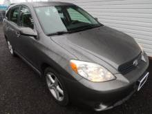 2005 Toyota  TOYOTA MATRIX RS 2 YEAR WARRANTY INC