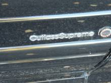 1993 Oldsmobile  CUTLASS SUPREME MINT SHAPE 2 YEAR WARRAN