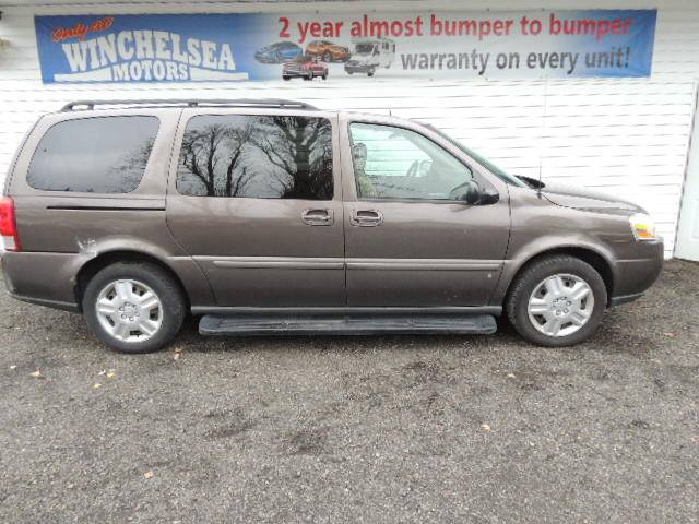2009-Chevrolet-Uplander-