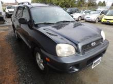 2004 Hyundai  2YEAR WARRANTY INC