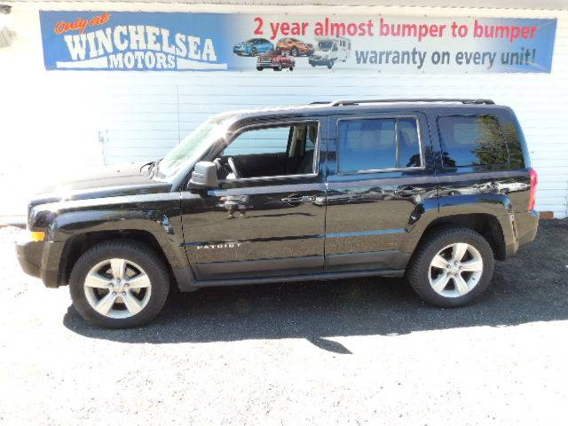 2011-Jeep-Patriot-