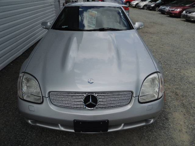 Used mercedes benz slk320 for sale in for Used mercedes benz for sale in md