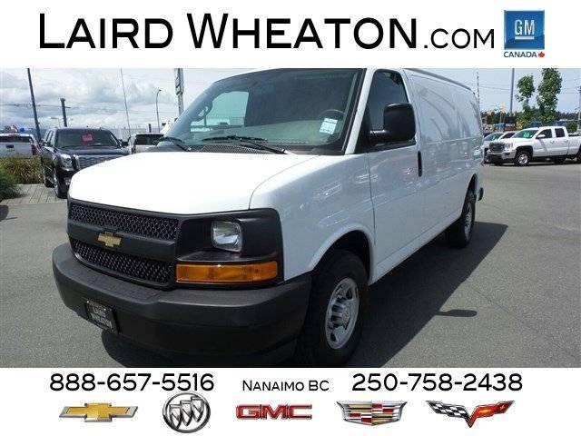 2017-Chevrolet-Express-Cargo-Van-