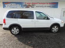 2007 Pontiac  PONTIAC MONTANA 2YEAR ALMOST BUMPERTOBUM