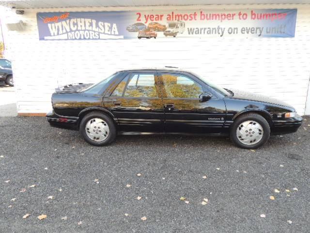 1993-Oldsmobile-Cutlass-