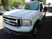 2006 Ford  F250 2YEAR ALMOST BUMPER TO BUMPER WARRA